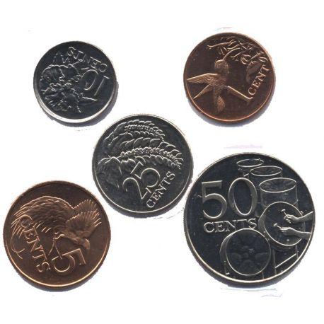 Trinite Et Togabo - Série de 5 pièces différentes