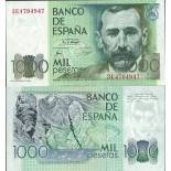 Collezione banconote Spagna Pick numero 158 - 1000 Peseta 1979