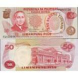 Billets de collection Philippines Pk N° 156 - 50 Pesos