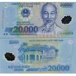Billets de collection Vietnam Nord Pk N° 120 - 20 000 Dong