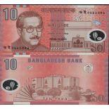 Billets de banque Bangladesh Pk N° 35 - 10 Taka