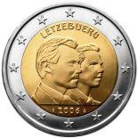 Lussemburgo - 2 euro commemorativa - 2006