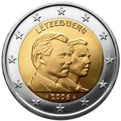 Luxembourg - 2 Euro commémorative - 2006