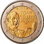 France - 2 Euro commémorative - 2010