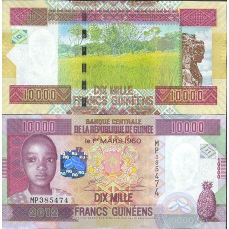 Billets de collection Billets de banque Guinee Francaise Pk N° 46 - 10 000 Francs Billets de Guinée Française 10,00 €