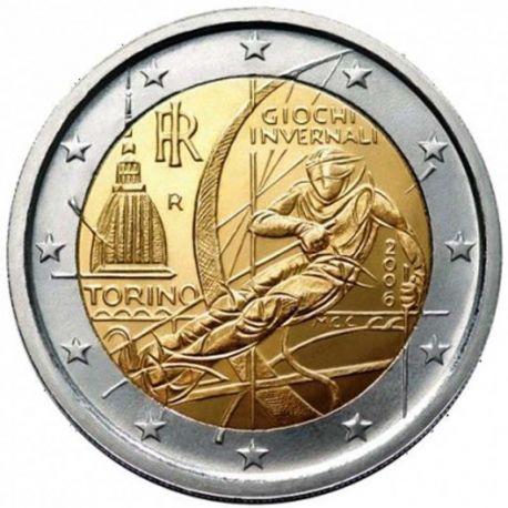 Italie - 2 Euro commémorative - 2006
