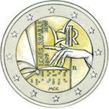 Italia - 2 euro commemorativa - 2009