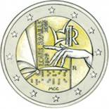 Italie - 2 Euro commémorative - 2009
