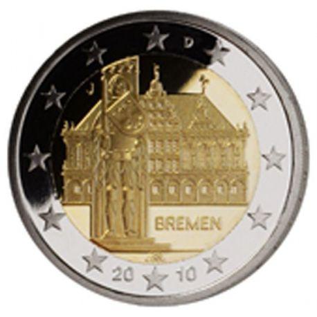 Allemagne - 2 Euro commémorative - 2010