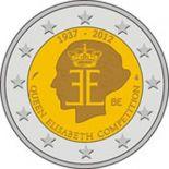 Belgio - 2 euro commemorativa - 2012