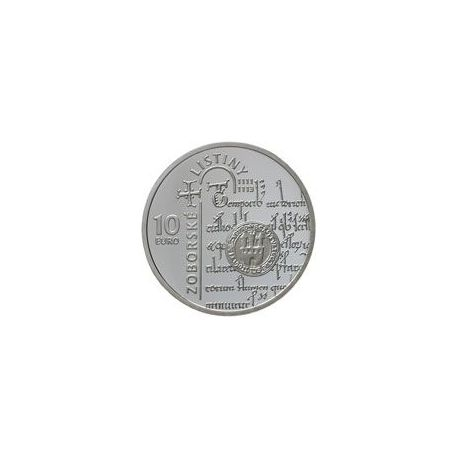 Slovaquie - 10 Euro argent - 2011 - Les actes Zobor