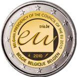 Belgique - 2 Euro commémorative - 2010