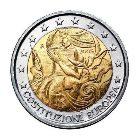 Italie - 2 Euro commémorative - 2005