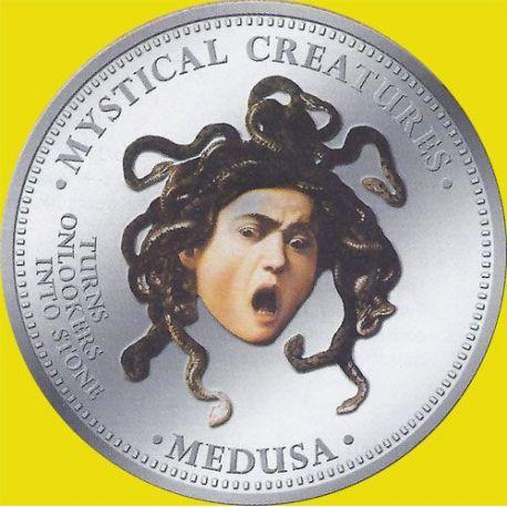 Cook - 1$ - Médusa - 2009
