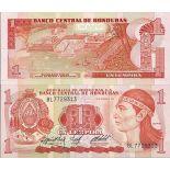 Honduras - Pk N° 68 - Billet de banque de 1 Lempira
