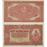 Hongrie - Pk N° 58 - Billet de banque de 2 Pengo