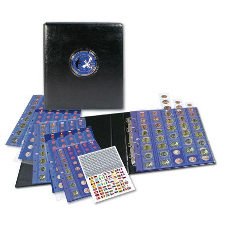 Numismate Album pour série de pièces Euros