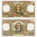 Billet de 100 Francs - Billet de collection PK 149