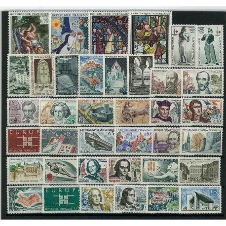 France 1963 Neufs - Année complète