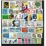 Stamps France 2003 complete year