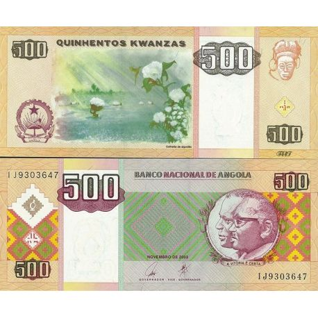 Billets de collection Billets de banque Angola Pk N° 149 - 149 Kwanzas Billets d'Angola 33,00 €