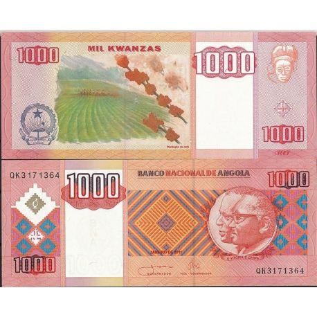 Billets de banque Angola Pk N° 150 - 150 Escudos