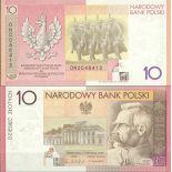 Collezione banconote Polonia Pick numero 179 - 10 Zlotych