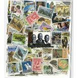 Collection de timbres Bechuanaland Botswana oblitérés