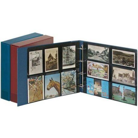 Album pour 250 cartes postales anciennes