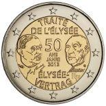 Frankreich - 2 Euro Gedächtnis- - 2013