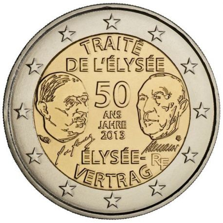 France - 2 Euro commémorative - 2013
