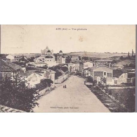 Carte postale 01 - Ars - Vue generale