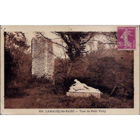 03 - Lamalou-les-Bains - Tour du petit Vichy - Voyage - Dos divise