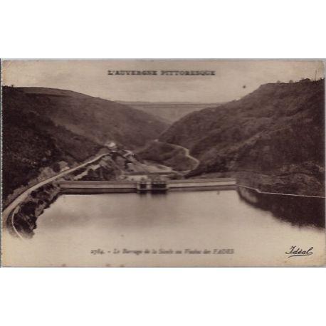 03 - L'auvergne pittoresque - Le barrage de la Sioule au Viaduc des Fades - ...