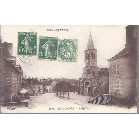 03 - Le donjon - L'eglise