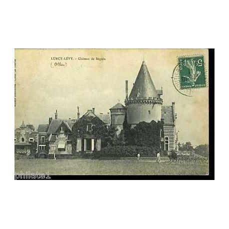 03 - Lurcy-Levy - Chateau de Beguin