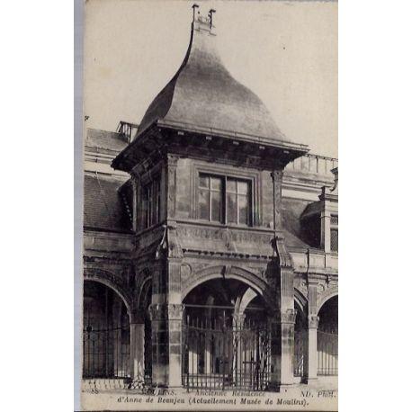 03 - Moulins - Ancienne residence d' Anne de Beaujeu - actuellement Musee de...