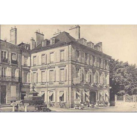 03 - Moulins - Hotel restaurant de Paris