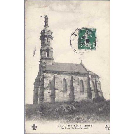 03 - Neris les bains - La chapelle St Joseph