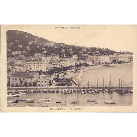 06 - Cannes - Vue generale