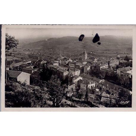 Carte postale 07 - Saint-Felicien - Altitude 542m - Vue generale prise du calvaire - Voyag...