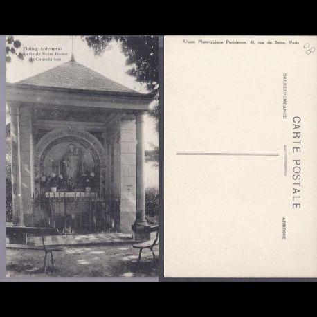 Carte postale 08 - Foing - Chapelle de Notre Dame de Consolation