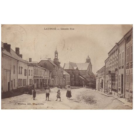 08 - Launois - Grande rue