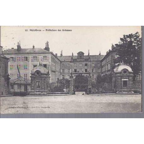 Carte postale 08 - Mezieres - Prefecture des Ardennes