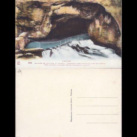 Carte postale 09 - Environs de Lavelanet et Belesta - fontaine intermittente de Fontestorbes