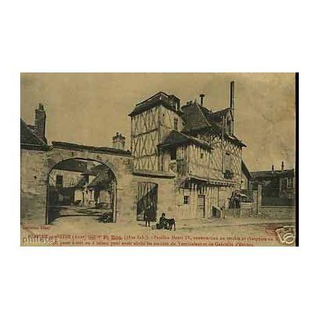 Carte postale 10 - Nogent sur Seine - Pavillon Henri IV
