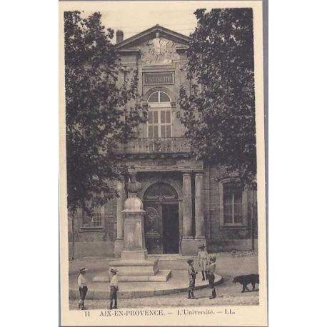 13 - Aix en provence - L'universite