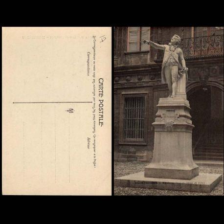 13 - Aix en Provence - Statue de Mirabeau