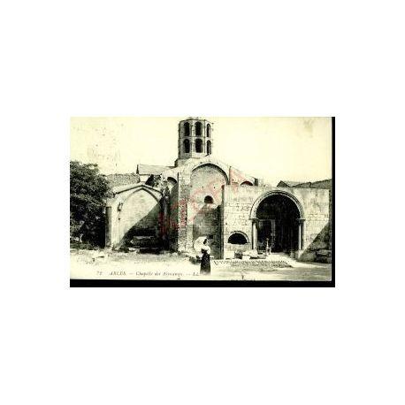 13 - ARLES - CHAPELLE DES ALYSCAMPS