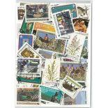 Used stamp collection Bophuthatswana